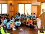 2013年美洲菩提中心青少年佛學夏令營圓滿