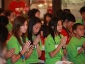 2012美洲菩提中心青少年佛學夏令營圓滿