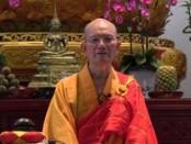 超定法師:佛教的隨業受報與隨願